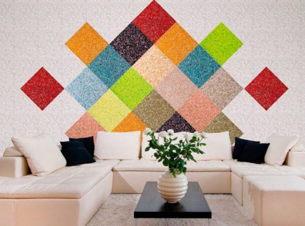 Sıvı duvar kağıdı nasıl yapıştırılır: duvar hazırlama ve uygulama teknolojisi